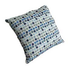 "Tossica 21"" Square Toss Pillow"